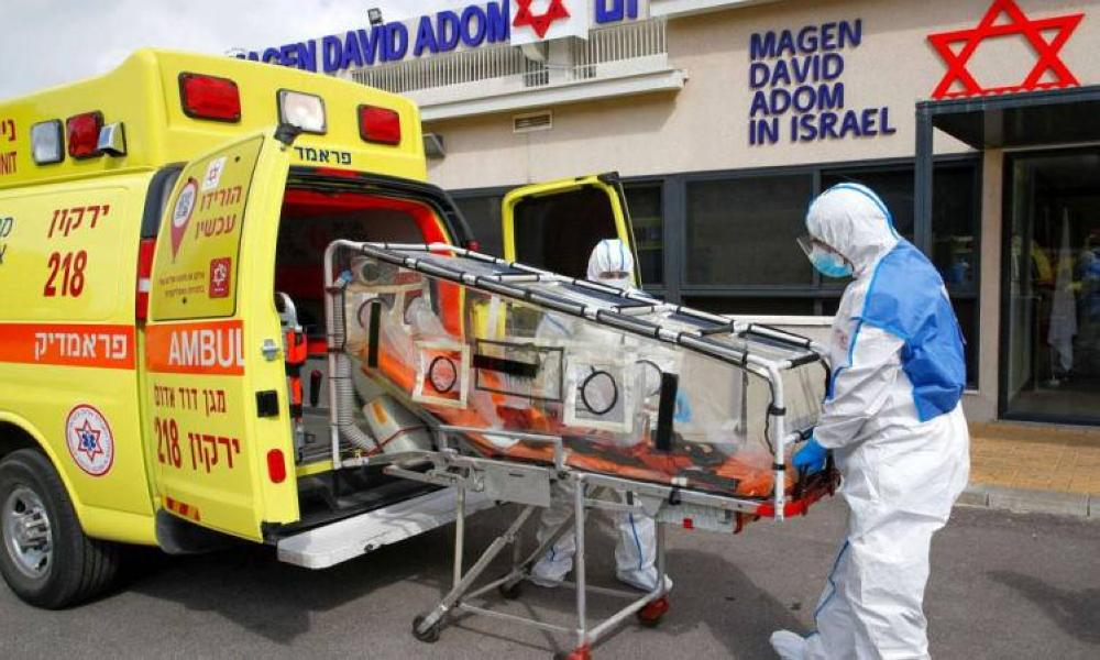 الكيان الصهيوني: 207 إصابات جديدة بكورونا