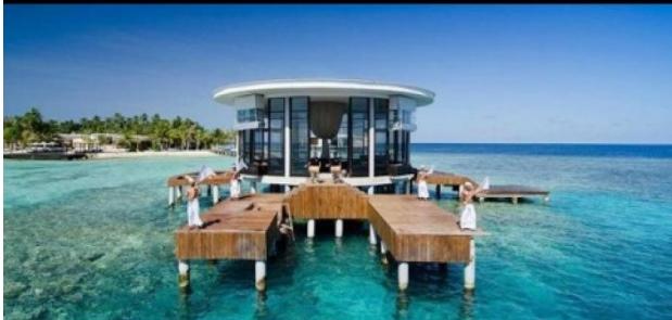 إطلاق منتجع وسبا العنوان ماديفارو مالديف على جزيرة خاصة في المحيط الهندي