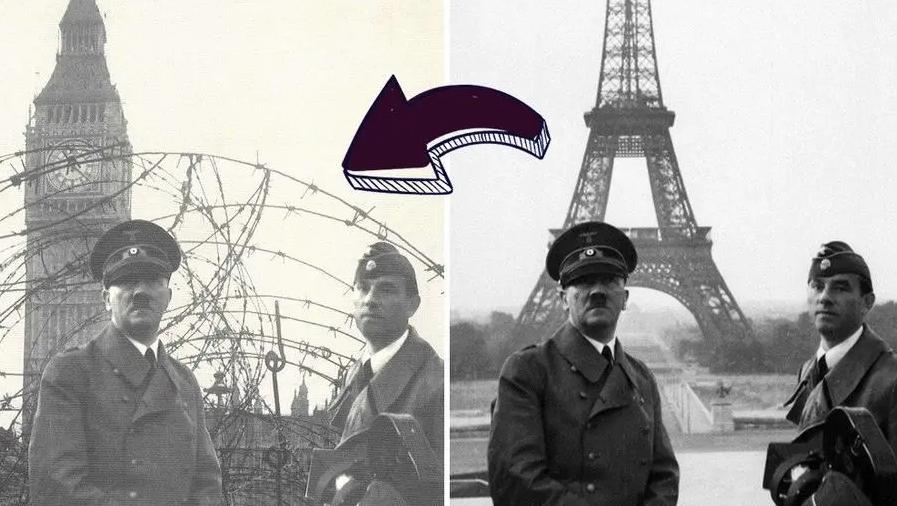 10 أشياء خطط هتلر القيام بها في حالة تغلب على بريطانيا في الحرب العالمية الثانية ..  صور