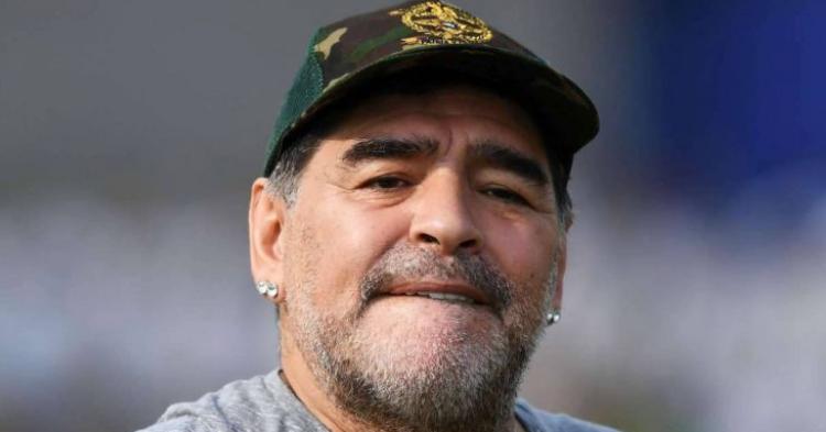 مارادونا مستمر مع خيمناسيا الأرجنتيني