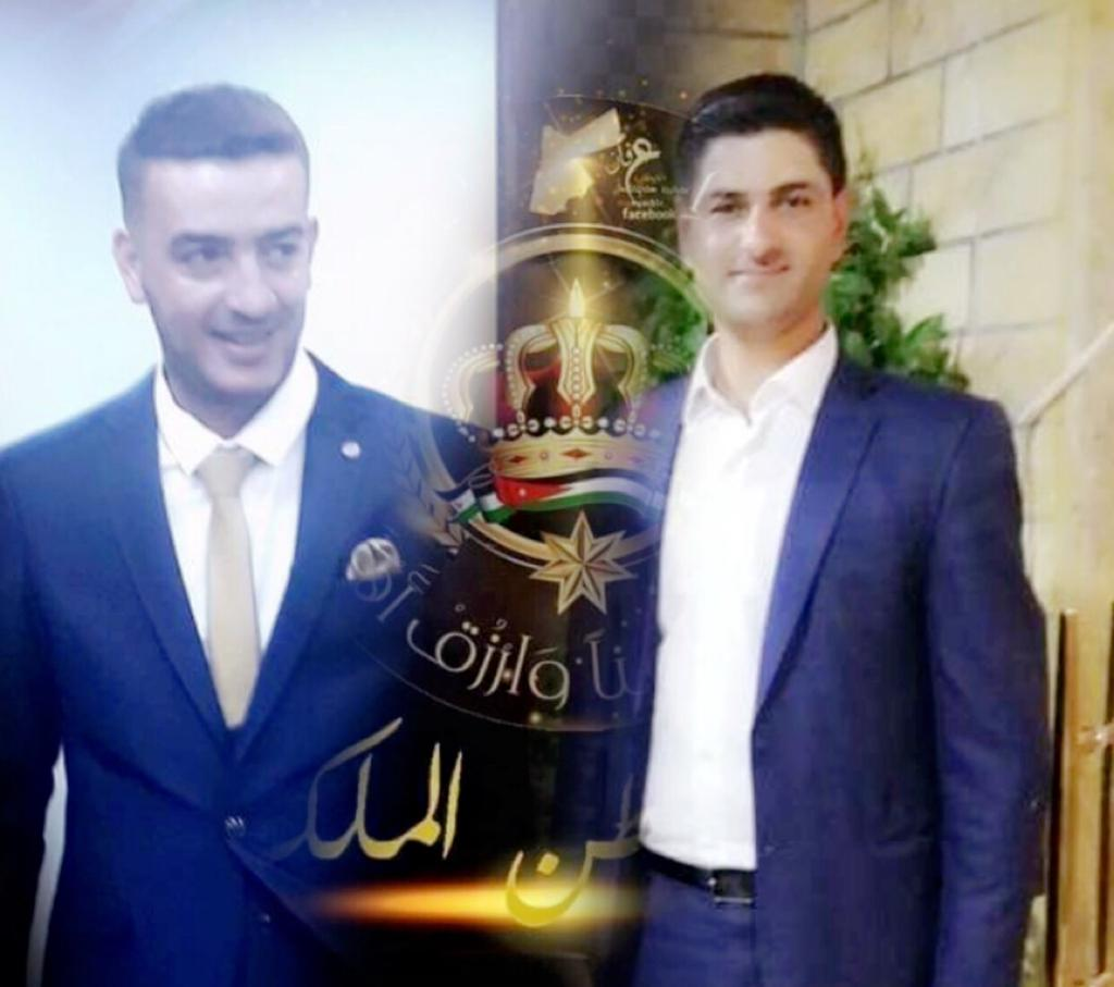 اشرف احمد العوامله مبارك الخطوبة