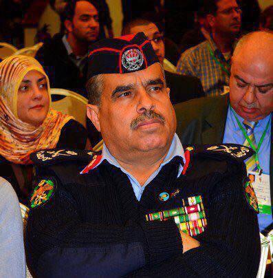 اللواء  حمدان باشا السرحان شخصية وطنية وعلم على رؤوس الأشهاد