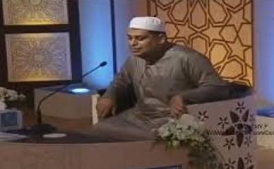"""""""معاق"""" يحفظ القرآن بأرقام الآيات والصفحات .. فيديو"""
