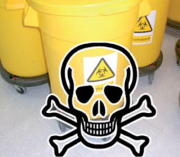 بالاسماء .. حظر دخول النفايات الخطرة و عدد من المواد القابلة للإنفجار الى الاردن