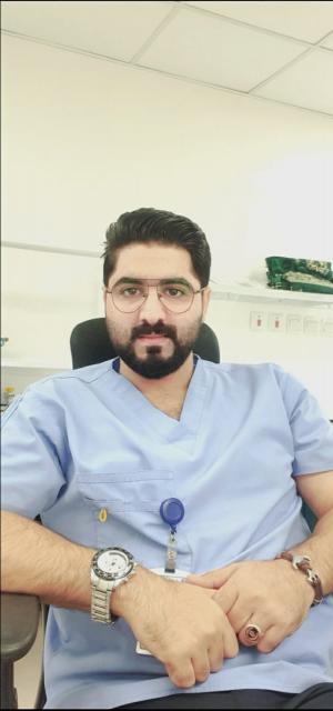 الدكتور مجلي الدحيم الخالدي  .. مبارك