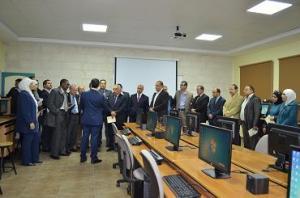 افتتاح أكاديمية سيسكو للشبكات في جامعة عمان الأهلية