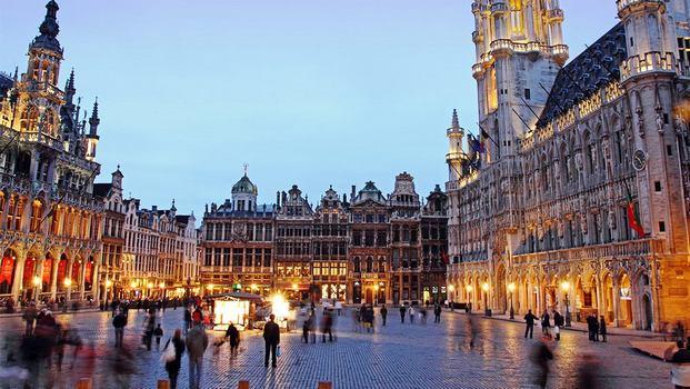 بالصور  ..  أجمل 5 اماكن سياحية في بلجيكا بروكسيل