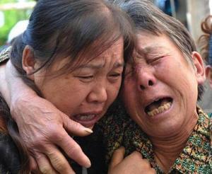 صور: صينية مفقودة منذ 37 عامًا تعود إلى أهلها