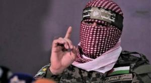 """ملثّم يتصدر الهاشتاغات العربية و العالمية  ..  من هو """"أبو عبيدة""""؟  ..  صور و فيديو"""