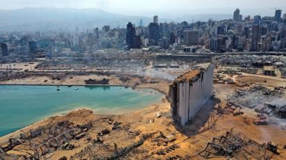 منظمة الصحة العالمية : خمسون بالمئة من مستشفيات بيروت خارج الخدمة بسبب الانفجار