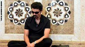 """بعد تعرض خالد النبوي بطل """"ممالك النار"""" لنوبة قلبية أشرف زكي يطمئن"""