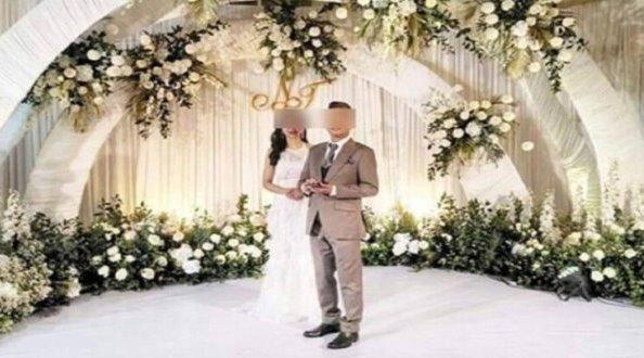 مليونير يترك عروسه ويهرب ليلة الزفاف