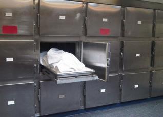 العثور على جثة ممرض في مستشفى البشير