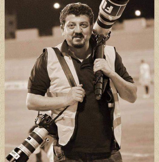 المصور الصحفي جهاد النجار (ابو لؤي) في ذمة الله