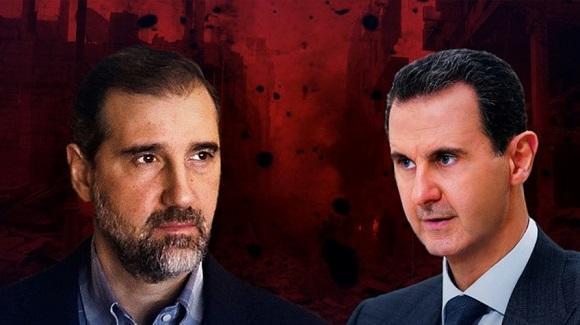 """الحرب بين الأسد و إبن خاله تواصل""""الاشتعال""""  ..  اعتقالات  بأمر من بشار  ..  ماهو جديدها؟"""