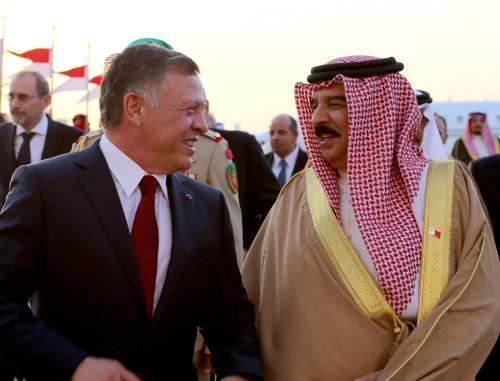الملك: امن دول الخليج ركيزة لاستقرار المنطقة
