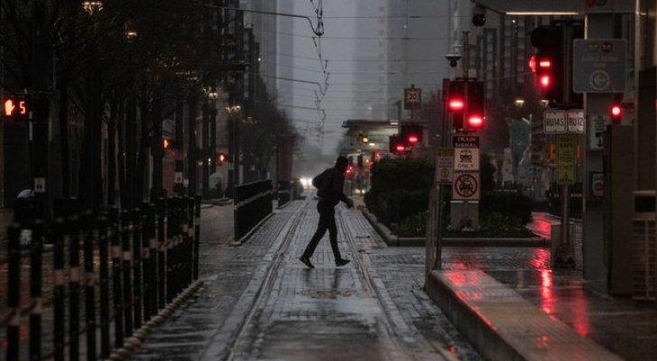سكان تكساس بلا كهرباء وماء جرّاء العاصفة الثلجية