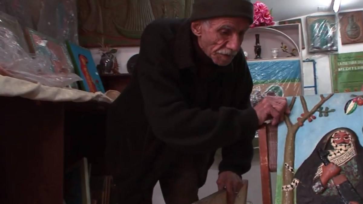 وفاة الفنان الفلسطيني عبدالحي مسلم