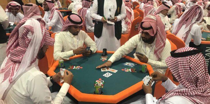 """من سيربح المليون في اختتام بطولة لعبة """"البلوت"""" بالسعودية؟"""
