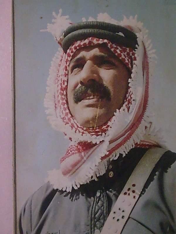 تعزية و مواساة بوفاة الفنان محمد الزواهرة