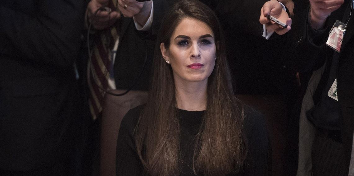 مديرة الإعلام الجديدة في البيت الأبيض لم تتجاوز ال 28 عامًا