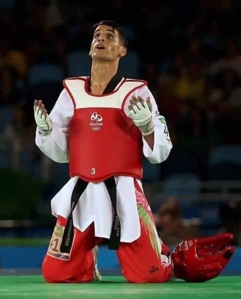 ابو غوش يكتفي بفضية بطولة العالم