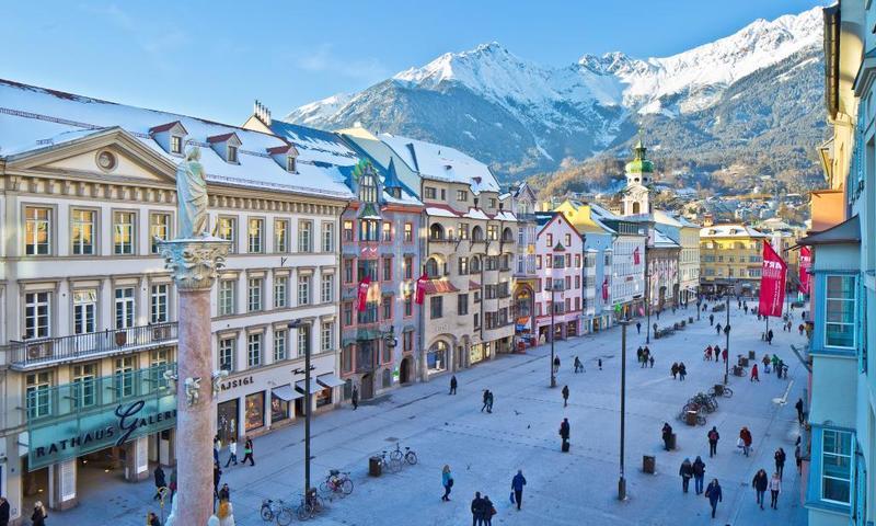 """رحلة سياحية ممتعة إلى """"عاصمة جبال الألب"""""""
