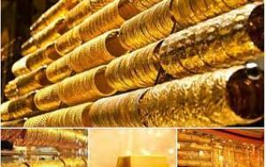 الذهب يقفز دينارا ونصف