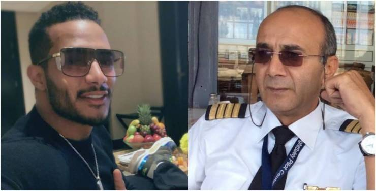 الطيار المفصول يعلق على حكم إلغاء حبس محمد رمضان