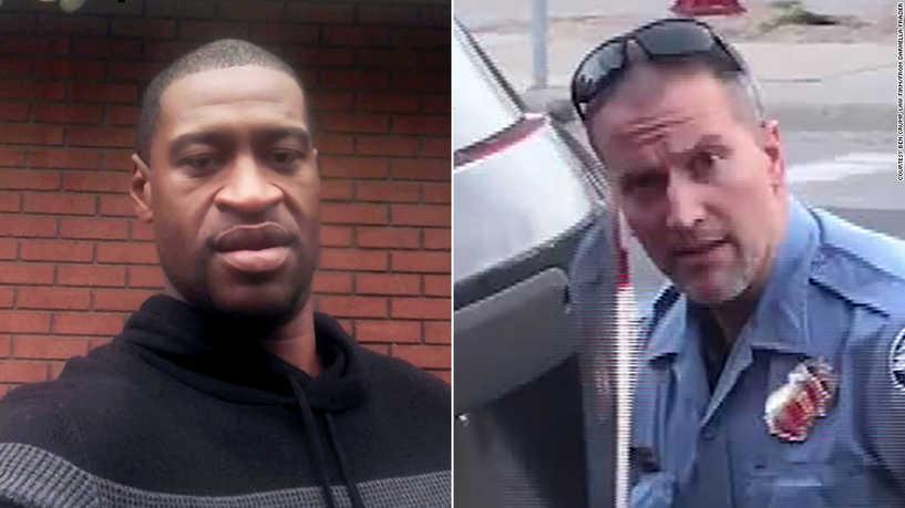 مفاجأة مدوية في قضية مقتل فلويد ..  الشرطي والضحية عملا معا