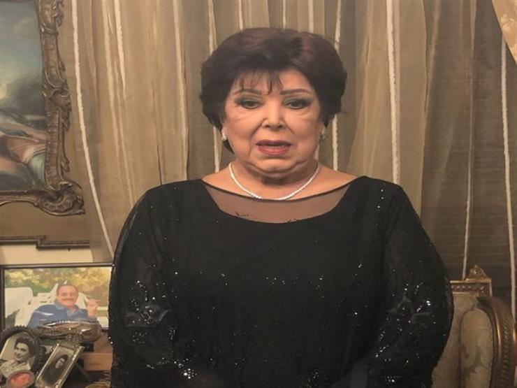 """نقل الفنانة رجاء الجداوي للمستشفى اثر تعرضها لوعكة صحية مفاجأة .. """"تفاصيل"""""""