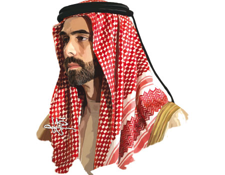 الامير غازي.. محبوب الفقراء وناصر المظلومين
