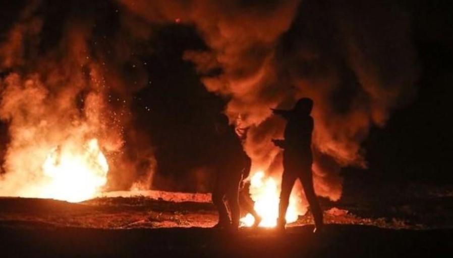 استشهاد فلسطيني أصيب بقنبلة غاز في الرأس