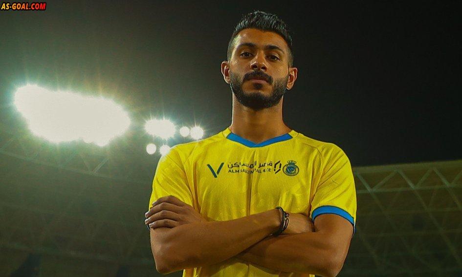 محمد آل فتيل يوجه رسالة للجماهير بعد توقيعه مع نادي النصر