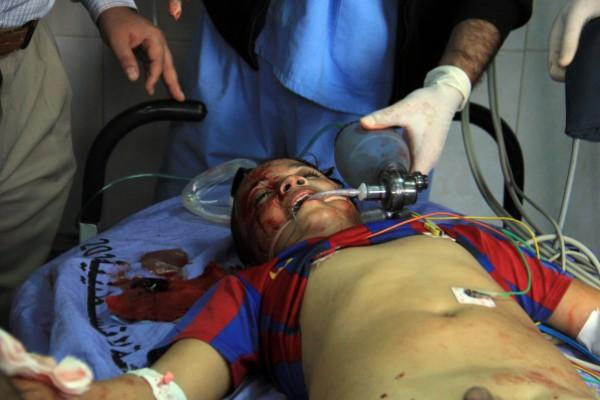 الاحتلال يصيب طفلاً بجراح حرجة شرق رفح