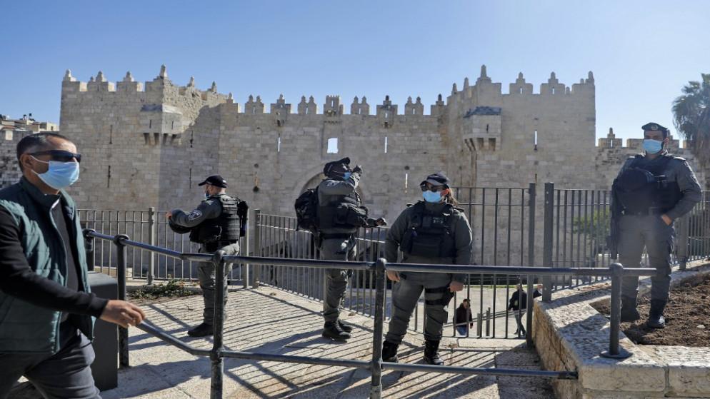 الأردن يوجّه مذكرة احتجاج يطالب إسرائيل بالكف عن انتهاكات المسجد الأقصى