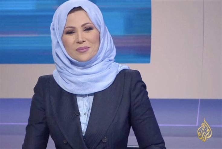 خديجة بن قنة تعلن عودتها لقناة الجزيرة