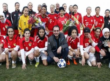 منتخب الكرة النسوي يستأنف تدريباته تحضيرا للتصفيات الآسيوية