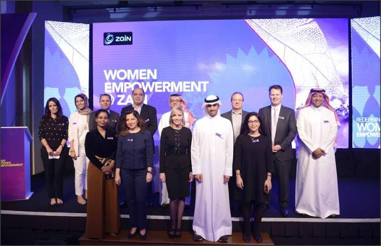 """بدر الخرافي: """"زين"""" تطلق مبادرة تمكين ودعم المرأة في بيئة الأعمال"""