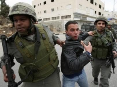 قوّات الاحتلال تشن حملة اعتقالات موسّعة في أنحاء الضّفة الغربية