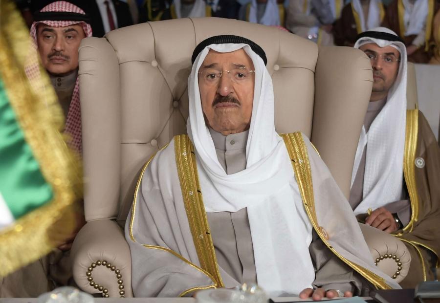 ︎عميد الدبلوماسية العربية والكويتية والقائد الإنساني يترجل.
