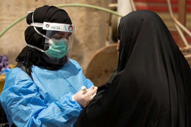 53 وفاة و3841 إصابة جديدة بكورونا في العراق