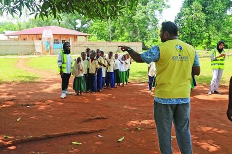 سياحة التطوع  ..  ازدهار لجمع الاستجمام بالمساعدة