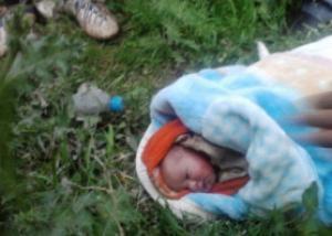 نابلس: العثور على رضيع ملقى على جانب الطريق