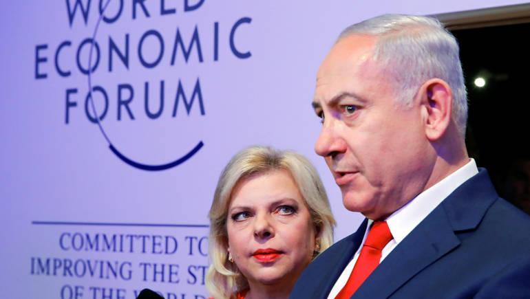 نتنياهو غاضب من اتهام زوجته بالفساد
