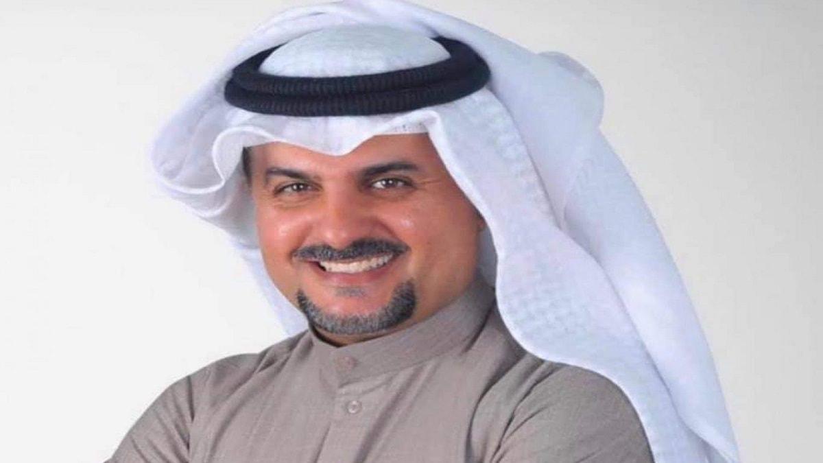 نجل الفنان الراحل مشاري البلام يكشف عن آخر فيديو لوالده ..  هذا ما قاله