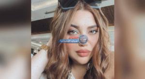 """بالفيديو ..  لبنانية تغني طربا قبل لحظات من مقتلها """"الحزين"""""""