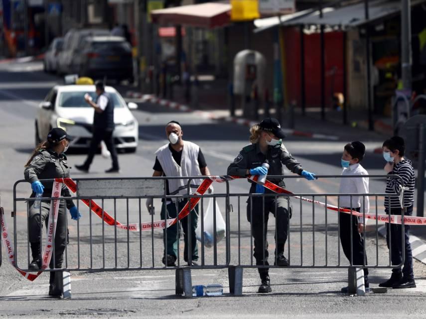 """7 وفيات و3391 إصابة جديدة بكورونا في """"إسرائيل"""""""