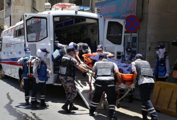 6 وفيات و380 اصابة ناتجة عن حوادث خلال العيد