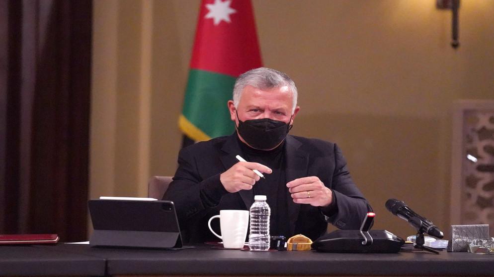 الملك يعهد للرفاعي برئاسة اللجنة الملكية لتحديث المنظومة السياسية  ..  أسماء